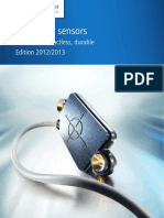 Baumer Capacitive Senson