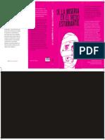 Montaje cubierta del libro 'De la miseria en el medio estudiantil y otros documentos'