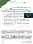 PDF Simulations of a Bluff-Body Stabilized Flow