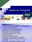 Modos de Transporte