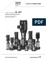 Grundfos CR Manual