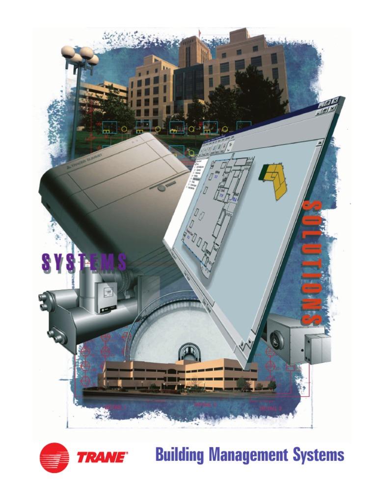 Building Management Systems (Trane) pdf | Hvac | Ventilation