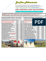 Bonfire Adventures Ltd MashujaaJamhuri Christmas New Year Getaways1