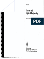[Physics][Optics] Lasers and Optical Engineering. P.das (Springer-Verlag)(1991)