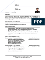 Curriculum Vitae (Raka Ramanda)