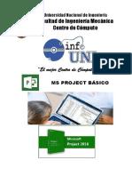 Project INFOUNI Manual Basico
