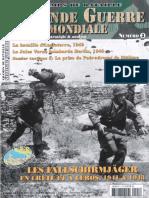 Champs de Bataille Seconde Guerre Mondiale N° 03 - (2009-09) - Fallschirmjager en Crete Et a Leros 1941 & 1943