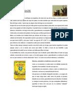 Reading Comprehension - EL MATE
