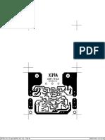APEX AX-11 Trilhas Normal Para Transferencia