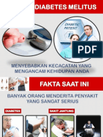 HEALTH TALK Diabetes Millitus Balikpapan
