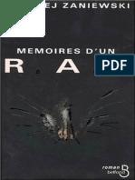 Andrzej Zaniewski - Mémoires d'Un Rat