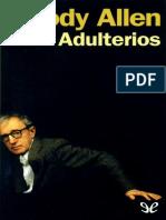 Adulterios - Woody Allen