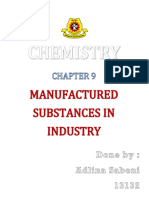 Understand the Manufacture of Sulphuric Acid