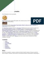 Nobel Prize Laureates