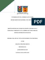 Icipev - Taller de Titulo i - Informe 2- Sm