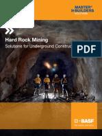 Underground Mining Brochure