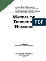 Manual de Derechos Humanos - Claudio Santagati