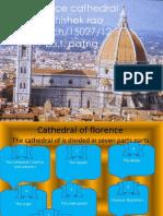 Abhishek_Florence Cathedral.pptx