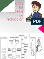 El Párrafo y Los Procesos de Redacción 5.3