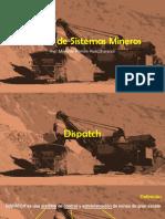 Analisis de Sistemas Mineros Sesion III-1