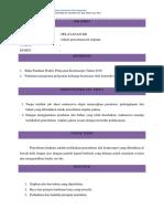 Job Sheet Pencabutan Implant