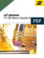 Mcut-3073 Micro Nozzles Brochure