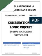 Digital Logic and Design