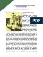 OAB-Ceará. a História Das Suas Sedes