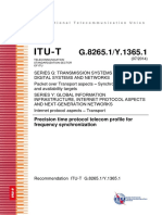 T-REC-G.8265.1-201407-I!!PDF-E