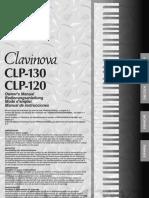 Clavinova Clp 130