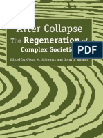 After Collapse the Regeneration of Complex Societies