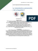 Hepatitis c Spanish 2017