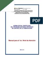 MANUAL 1ER NIVEL TUBERCULOSIS 2014.pdf