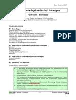 5. Effiziente Hydraulische Lösungen Hydraulik - Biomasse - Anton Lipp