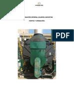 1_información General de Calderas Johnston, Manual de Partes y Operación