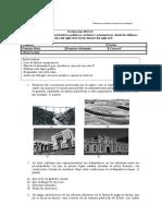 Evaluación IV Unidad 6to