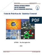 Manual Practicas Industrial Quimica General 2018