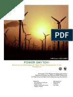 Wwf Power Switch Scenario Philippines