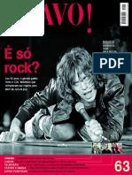 Bravo! - n. 063 - Dez 2002 - E só Rock?