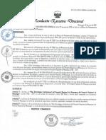 Plan Estratégico Institucional 2015-2017 Ejemplo