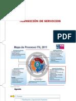 4. Transición Del Servicio (Service Transition - ST)