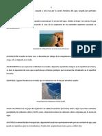 Glosario Geomorfología