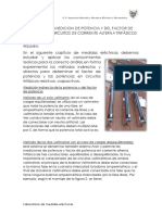 SESION 10 METODOS DE MEDICION DE POTENCIA Y DEL FACTOR DE POTENCIA EN CIRCUITOS DE CORRIENTE ALTERNA TRIFÁSICOS.docx