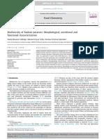 Biodiversidad de Las Papas Andinas Caracterización Morfológica, Nutricional y Funcional