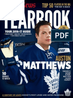 The Hockey News Year Book - 2016, 2017