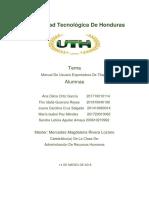 Manual de Usuario Exportadora de Tilapia Grupo 2
