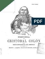 Cristobal Colón Historia