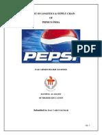 LSCM Report, Pepsi
