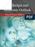 Congressional Budget Office-The Budget and Economic Outlook_ Fiscal Years 2008 to 2018 (2008)