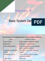 Chapter 8 System Design